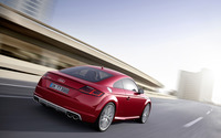 2014 Audi TTS Coupe [15] wallpaper 2560x1600 jpg