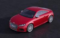 2014 Audi TTS Coupe [7] wallpaper 2560x1600 jpg
