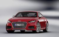 2014 Audi TTS Coupe wallpaper 2560x1600 jpg