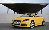 2014 Audi TTS Roadster [2] wallpaper 2560x1600 jpg