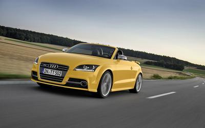 2014 Audi TTS Roadster [5] wallpaper