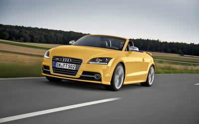 2014 Audi TTS Roadster [3] wallpaper