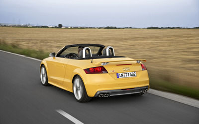 2014 Audi TTS Roadster [6] wallpaper