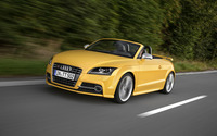 2014 Audi TTS Roadster [4] wallpaper 2560x1600 jpg