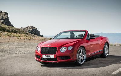 2014 Bentley Continental GT V8 [3] wallpaper