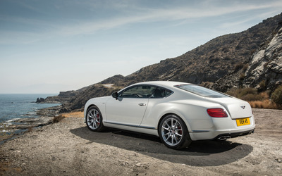 2014 Bentley Continental GT V8 [2] wallpaper