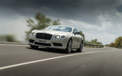 2014 Bentley Continental GT V8 [4] wallpaper