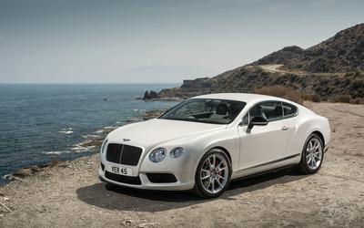 2014 Bentley Continental GT V8 wallpaper