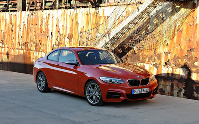 2014 BMW 2 Series Coupe wallpaper