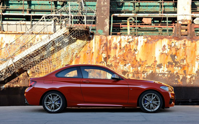2014 BMW 2 Series Coupe [2] wallpaper