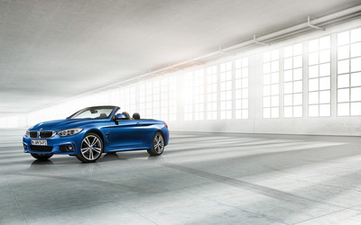 2014 BMW 4 Series wallpaper