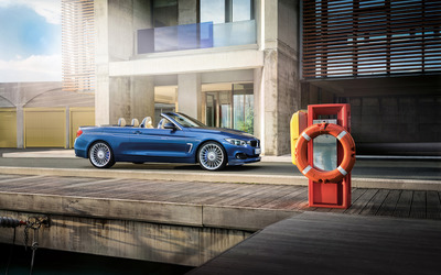 2014 BMW Alpina B4 BiTurbo Convertible wallpaper