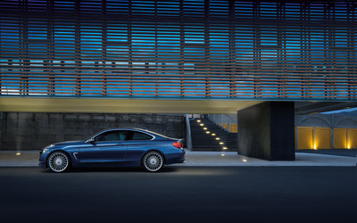 2014 BMW Alpina B4 BiTurbo Coupe wallpaper