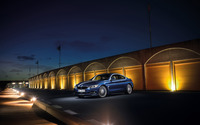 2014 BMW Alpina B4 BiTurbo Coupe [2] wallpaper 2560x1600 jpg