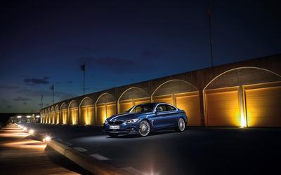2014 BMW Alpina B4 BiTurbo Coupe [2] wallpaper