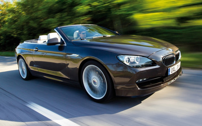 2014 BMW Alpina B6 BiTurbo Convertible wallpaper