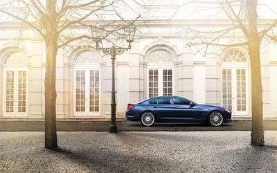 2014 BMW Alpina B6 BiTurbo Coupe [4] wallpaper