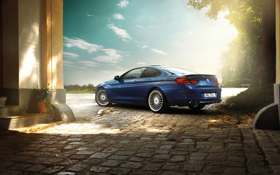 2014 BMW Alpina B6 BiTurbo Coupe wallpaper