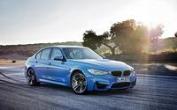 2014 BMW M3 Sedan wallpaper 2560x1600 jpg