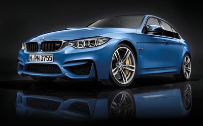 2014 BMW M3 Sedan [2] wallpaper