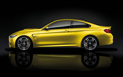2014 BMW M4 Coupe [3] wallpaper