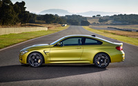 2014 BMW M4 Coupe [2] wallpaper 2560x1600 jpg