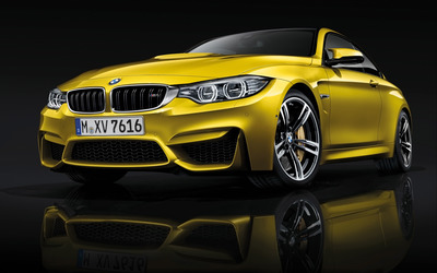 2014 BMW M4 Coupe wallpaper
