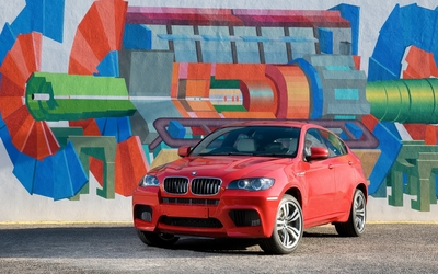 2014 BMW X6 wallpaper