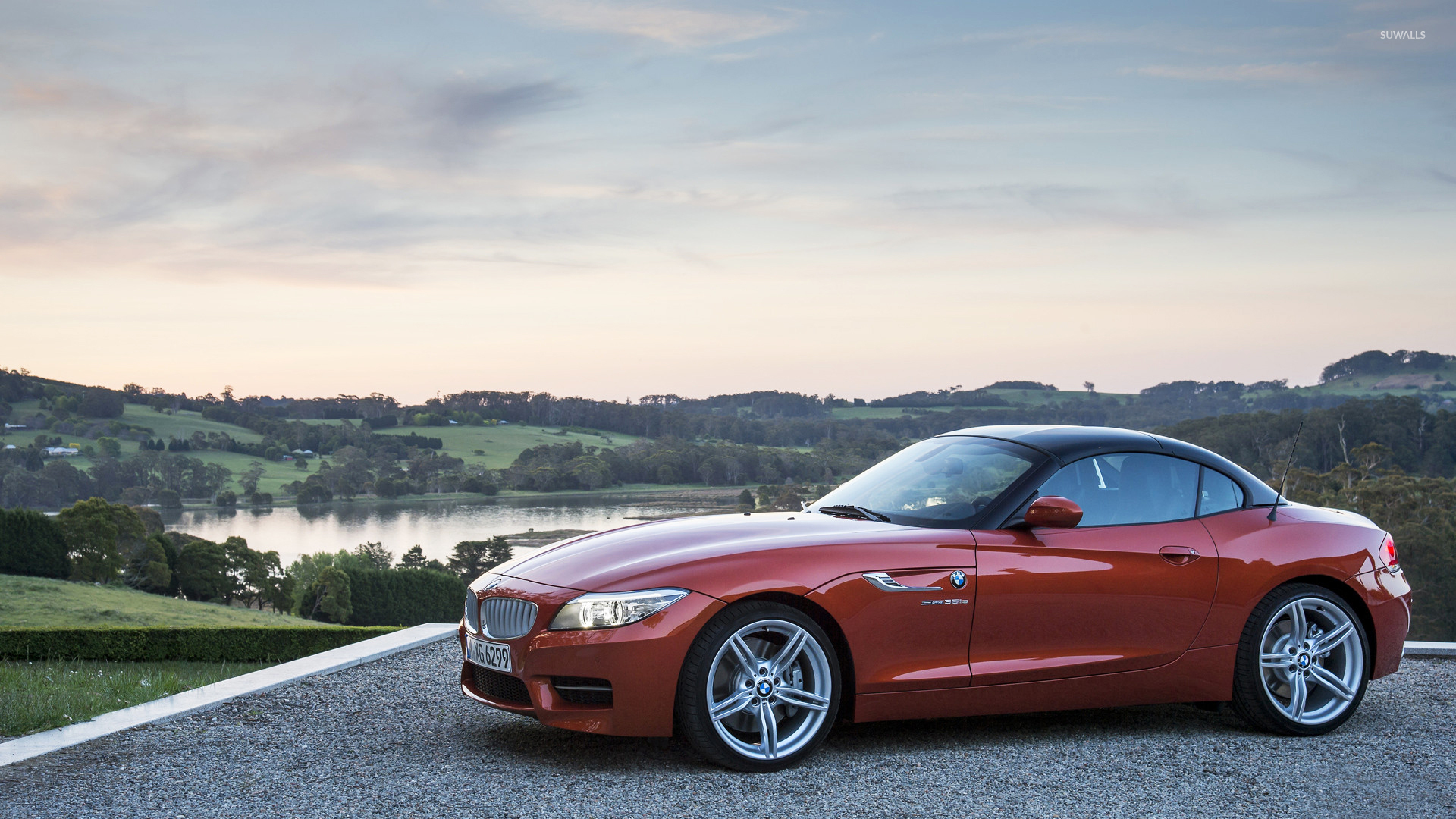 2014 Bmw Z4 Side View Wallpaper Car Wallpapers 51693