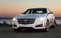 2014 Cadillac CTS-V sport [4] wallpaper 2560x1600 jpg
