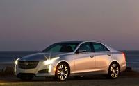 2014 Cadillac CTS-V sport [5] wallpaper 2560x1600 jpg