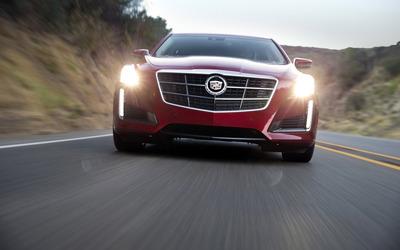 2014 Cadillac CTS-V sport [2] wallpaper