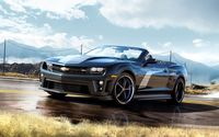 2014 Chevrolet Camaro ZL1 wallpaper 2560x1600 jpg