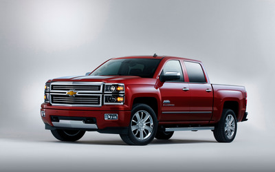 2014 Chevrolet Silverado [4] wallpaper
