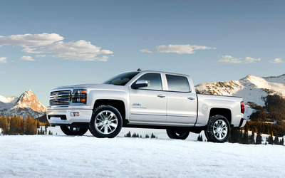 2014 Chevrolet Silverado [2] [2] wallpaper