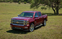 2014 Chevrolet Silverado [3] wallpaper 2560x1600 jpg