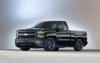 2014 Chevrolet Silverado [2] [3] wallpaper 2560x1600 jpg