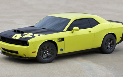 2014 Dodge Challenger wallpaper