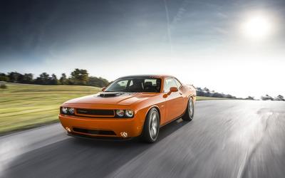 2014 Dodge Challenger RT Shaker [2] wallpaper