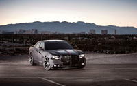 2014 Dodge Charger at sunset wallpaper 1920x1200 jpg