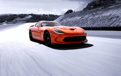 2014 Dodge Viper SRT TA [3] wallpaper
