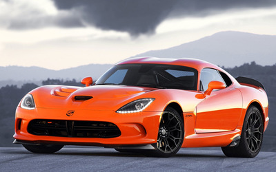 2014 Dodge Viper SRT TA [4] wallpaper