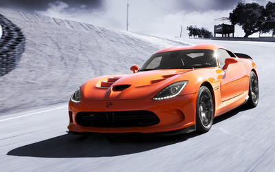 2014 Dodge Viper SRT TA wallpaper