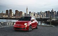 2014 Fiat 500 [2] wallpaper 2560x1600 jpg