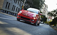 2014 Fiat 500 [5] wallpaper 2560x1600 jpg