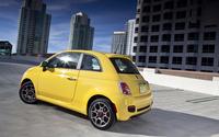 2014 Fiat 500 [3] wallpaper 2560x1600 jpg