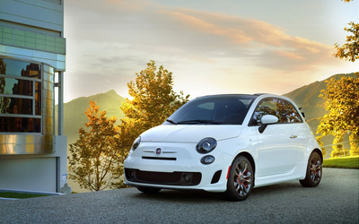 2014 Fiat 500 GQ wallpaper