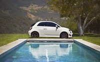 2014 Fiat 500 GQ [2] wallpaper 2560x1600 jpg