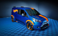2014 Ford Transit wallpaper 2560x1600 jpg