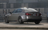 2014 Fostla BMW 550i back side view wallpaper 2560x1600 jpg